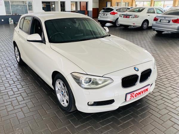 2013 BMW 1 Series 118i 5dr At f20  Mpumalanga Middelburg_0