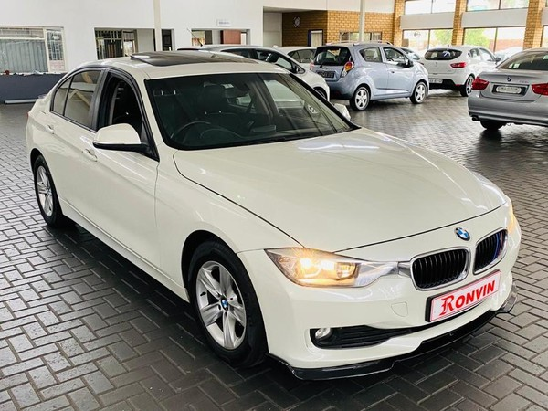 2013 BMW 3 Series 316i Mpumalanga Middelburg_0