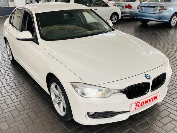 2015 BMW 3 Series 320d At f30  Mpumalanga Middelburg_0