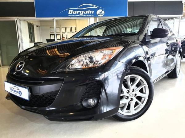 2012 Mazda 3 1.6 Dynamic  Western Cape Goodwood_0