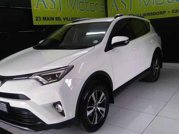 2016 Toyota Rav 4 2.0 GX Auto Western Cape Villiersdorp_0