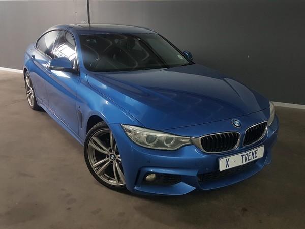 2015 BMW 4 Series 428i Coupe Auto Gauteng Sandton_0