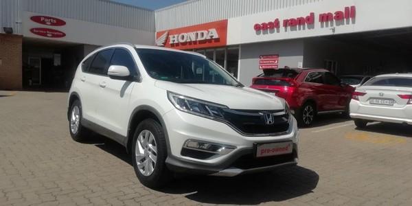 2015 Honda CR-V 2.0 Comfort Gauteng Boksburg_0