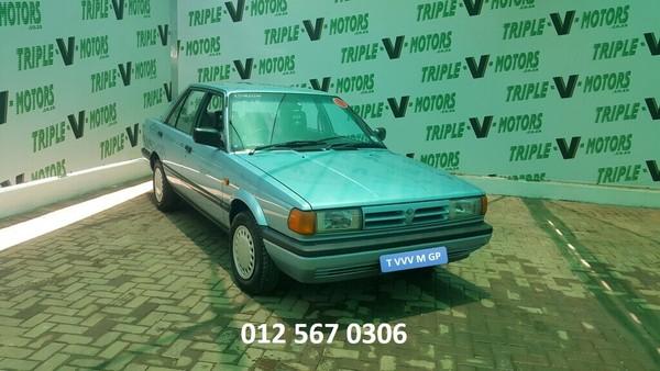 1990 Nissan Sentra 1.6 Gx Face Lift  Gauteng Pretoria_0