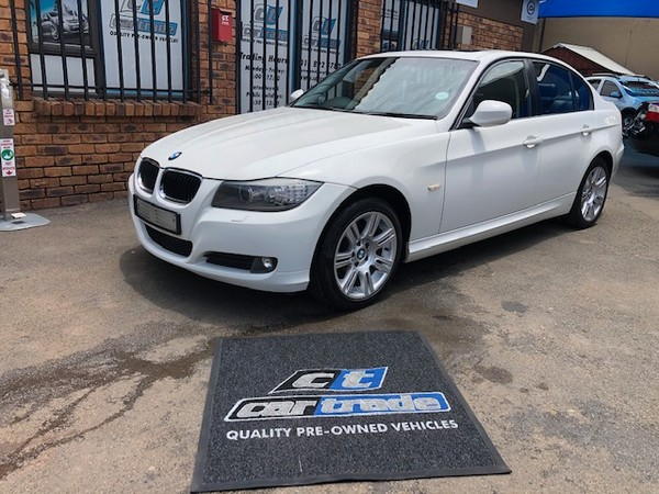 2011 BMW 3 Series 320d At e90  Gauteng Boksburg_0