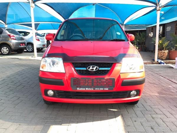 2006 Hyundai Atos Atoz Prime 1.0  North West Province Hartbeespoort_0