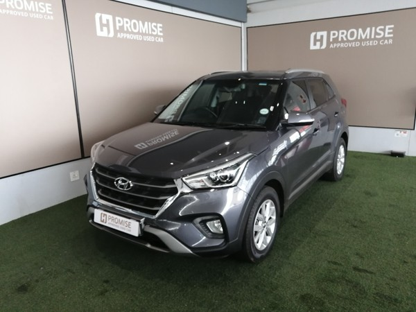 2020 Hyundai Creta 1.6 Executive Auto Gauteng Four Ways_0