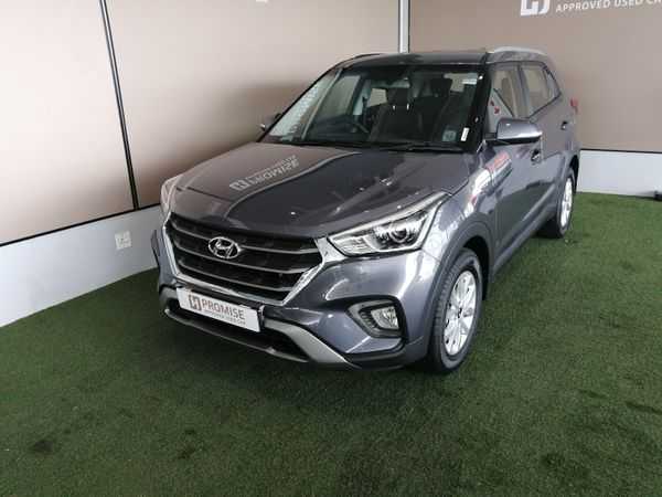 2021 Hyundai Creta 1.6D Executive Auto Gauteng Four Ways_0