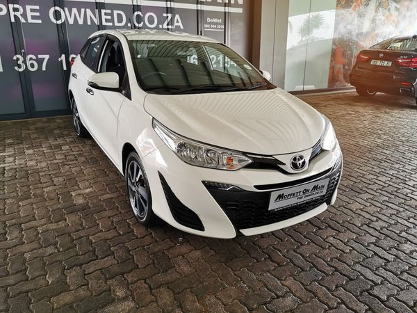 2019 Toyota Yaris 1.5 Xs 5-Door Eastern Cape Port Elizabeth_0