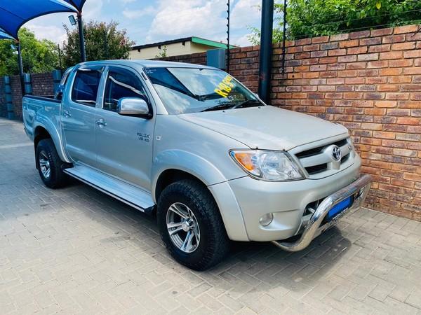 2006 Toyota Hilux 4.0 Raider 4x4 Pu Dc  Gauteng Pretoria_0