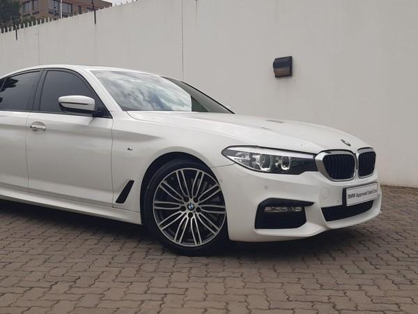2017 BMW 5 Series 540i M Sport Auto Gauteng Germiston_0