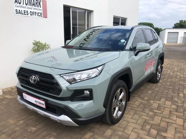 2019 Toyota Rav 4 2.0 GX-R CVT AWD Kwazulu Natal Eshowe_0