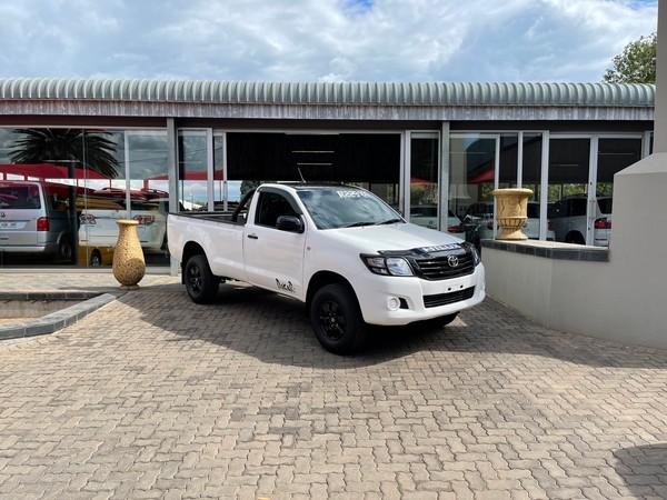 2016 Toyota Hilux 2.5 D-4d Srx Rb Pu Sc  Mpumalanga Delmas_0