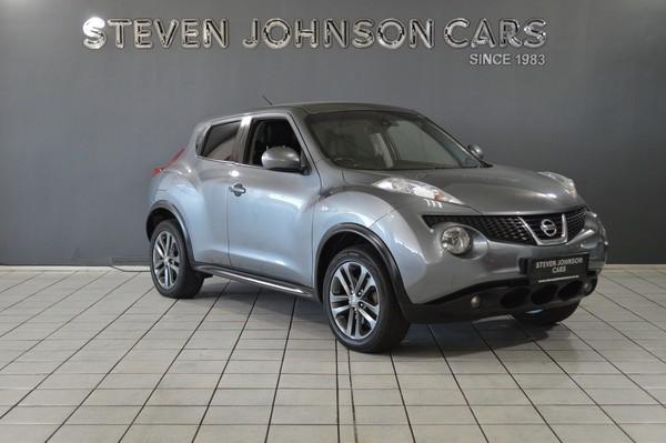 2012 Nissan Juke 1.6 Dig-t Tekna  Western Cape Cape Town_0