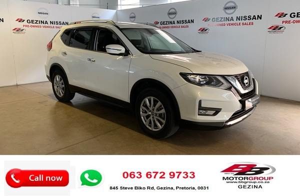 2019 Nissan X-Trail 2.5 Acenta 4X4 CVT Gauteng Pretoria_0
