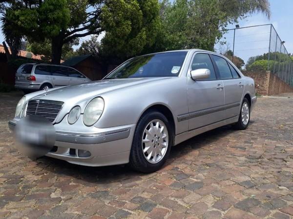 2002 Mercedes-Benz E-Class E 220d Exclusive Kwazulu Natal Newcastle_0