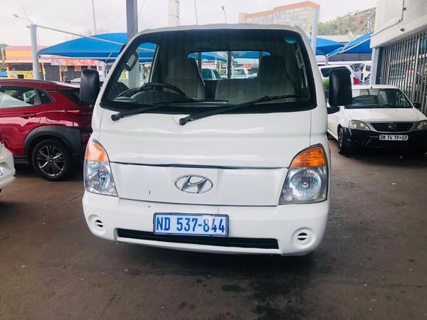 2009 Hyundai H100 Bakkie 2.6i D Tip Cc  Gauteng Johannesburg_0
