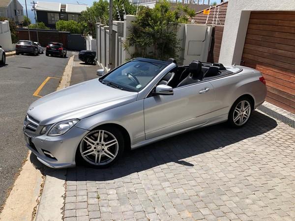 2013 Mercedes-Benz E-Class E 500 Cabriolet  Western Cape Plumstead_0