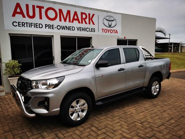 2019 Toyota Hilux 2.4 GD-6 SRX 4X4 Auto Double Cab Bakkie Kwazulu Natal Eshowe_0