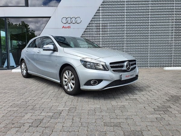 2015 Mercedes-Benz A-Class A 200 Be At  Western Cape Claremont_0