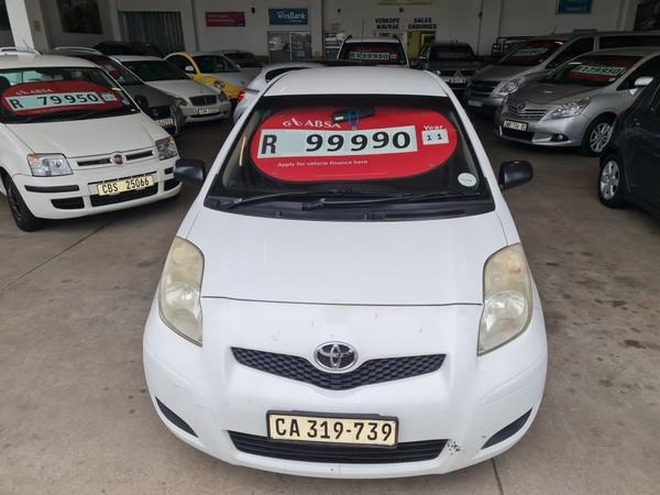 2011 Toyota Yaris Zen3 Ac 5 Dr  Western Cape George_0