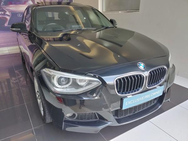 2016 BMW 1 Series 125i M Sport 5DR Auto f20 Gauteng Midrand_0