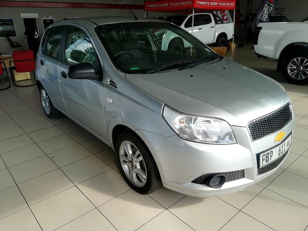 2015 Chevrolet Aveo 1.6 L 5dr  North West Province Brits_0