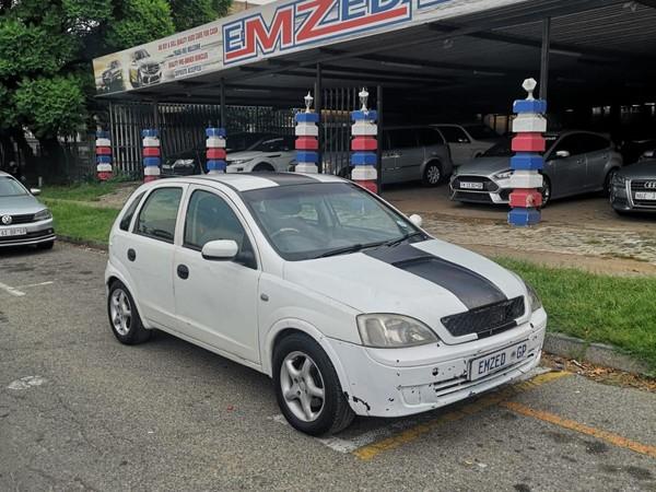 2004 Opel Corsa 1.4 Comfort  Gauteng Johannesburg_0