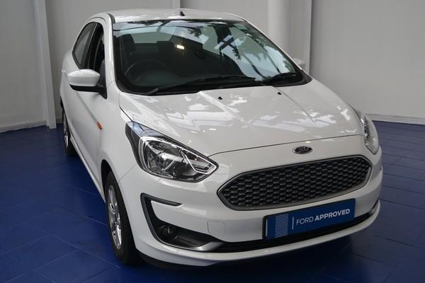2020 Ford Figo 1.5Ti VCT Trend Western Cape Cape Town_0