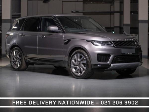 2021 Land Rover Range Rover Sport 3.0D HSE 190KW Western Cape Tokai_0