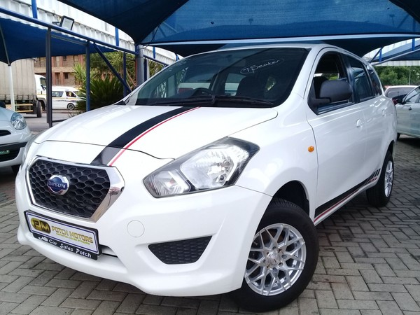 2017 Datsun Go  1.2 LUX 7-Seater North West Province Potchefstroom_0