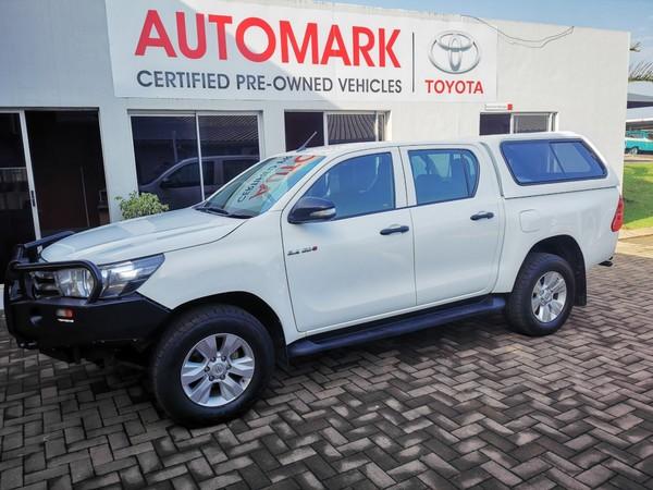 2017 Toyota Hilux 2.4 GD-6 SRX 4x4 Double Cab Bakkie Kwazulu Natal Eshowe_0