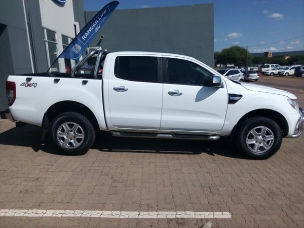 2014 Ford Ranger 3.2tdci Xlt 4x4 At Pu Dc  Limpopo Nylstroom_0
