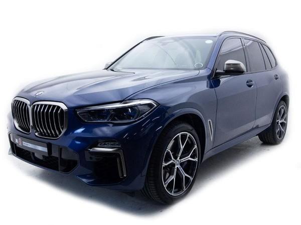 2019 BMW X5 M50d Gauteng Boksburg_0