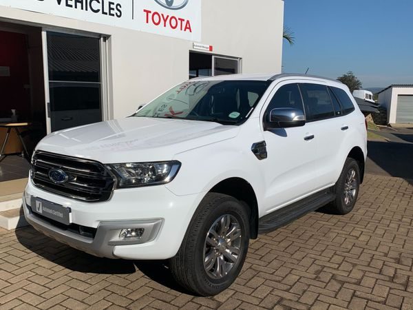 2019 Ford Everest 3.2 TDCi XLT Auto Kwazulu Natal Eshowe_0