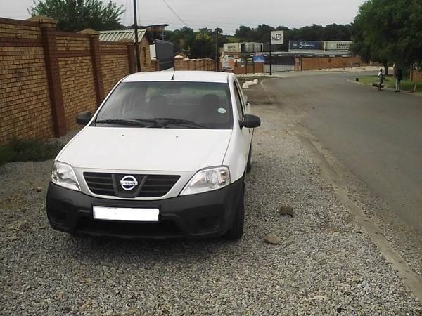 2014 Nissan NP200 1.6 Ac Pu Sc  Mpumalanga Delmas_0