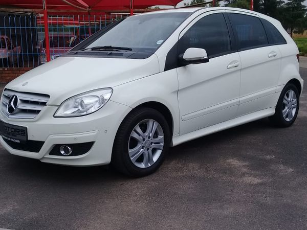 2010 Mercedes-Benz B-Class B 200 At  North West Province Orkney_0