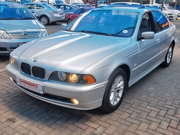 2003 BMW 5 Series 525i At e39  North West Province Brits_0