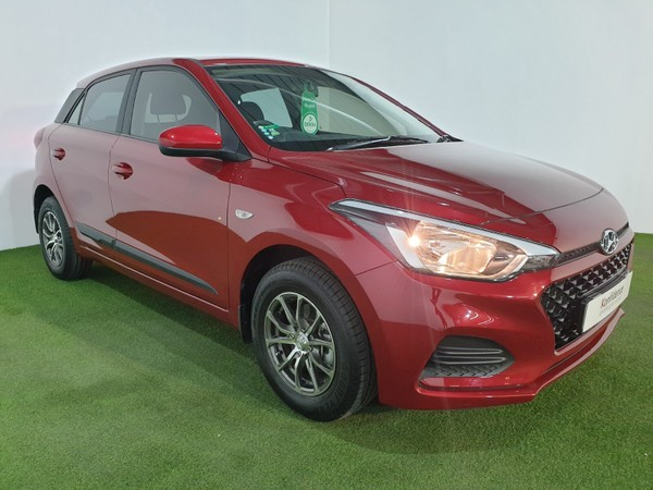 2020 Hyundai i20 1.4 Motion Auto Gauteng Alberton_0