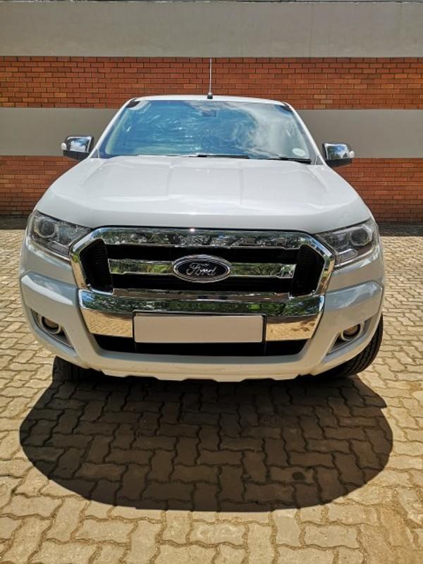 2018 Ford Ranger 3.2TDCi XLT 4X4 Auto Double Cab Bakkie Limpopo_0