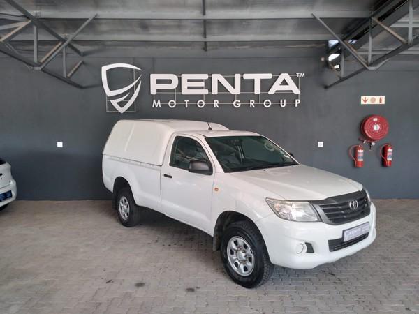 2013 Toyota Hilux 2.5 D-4d Srx Rb Pu Sc  Limpopo Mokopane_0
