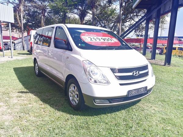 2014 Hyundai H1 2.5 Crdi Wagon At  Mpumalanga Nelspruit_0