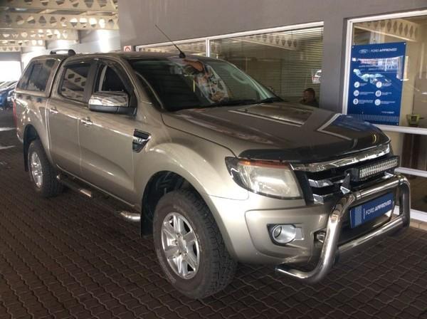 2015 Ford Ranger 3.2tdci Xlt At  Pu Dc  Mpumalanga Witbank_0