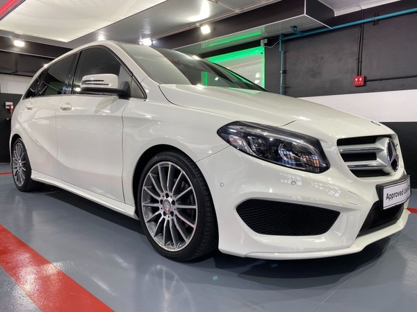 2016 Mercedes-Benz B-Class B 200 CDI AMG Auto Western Cape Somerset West_0