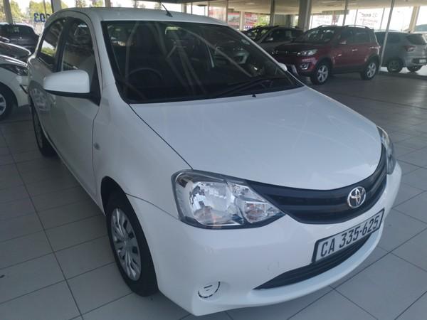 2015 Toyota Etios 1.5 Xs 5dr  Western Cape Brackenfell_0