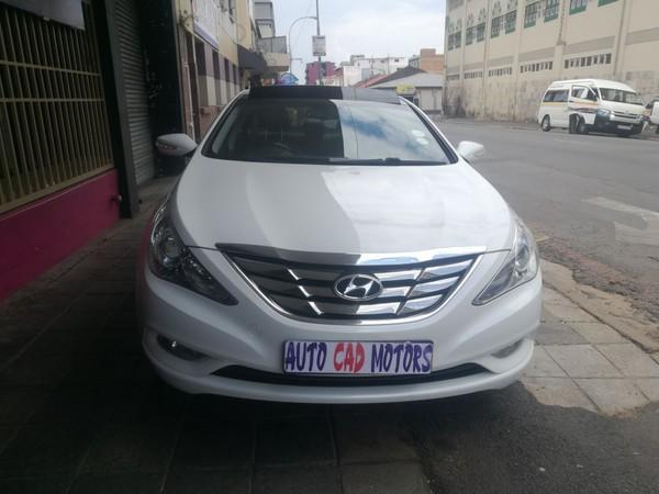 2012 Hyundai Sonata 2.4 Gls At  Gauteng Johannesburg_0