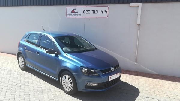 2016 Volkswagen Polo GP 1.4 TDI Trendline Western Cape Vredenburg_0