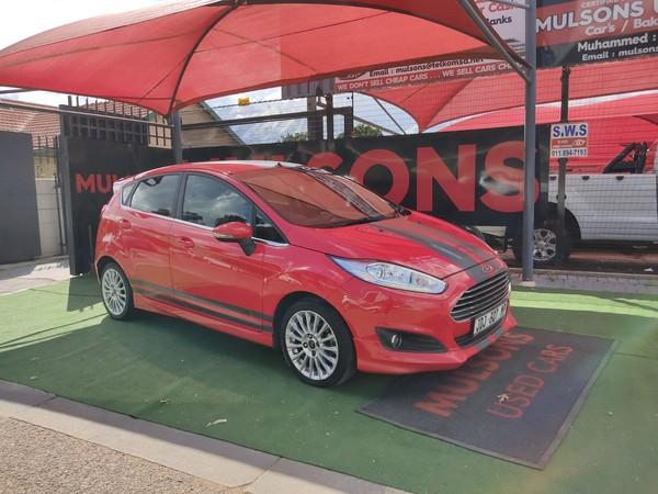 2017 Ford Fiesta 1.0 Ecoboost Titanium 5dr  Gauteng Boksburg_0