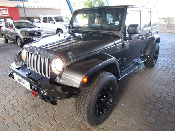 2017 Jeep Wrangler UNLTD Sahara 3.6 V6 Gauteng Pretoria_0