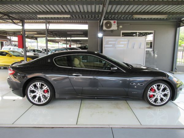 2009 Maserati Granturismo S  Gauteng Pretoria_0